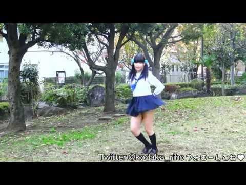 【りほりほ】ミリオンガールズZ Good Bye Time 踊ってみた!