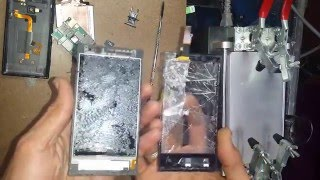 nokia lumia 720 changing touch screen