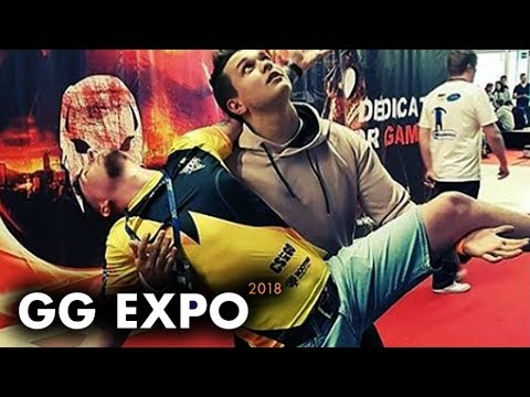 Good Game EXPO Nadarzyn - Pompa Team - Widzowie - HardBass