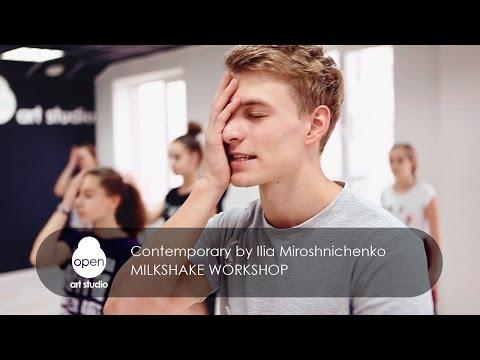 Milkshake Workshop - Contemporary By Ilia Miroshnichenko - Open Art Studio