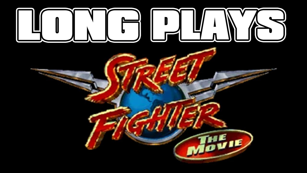 Street Fighter: The Movie (Arcade version) - Até o fim - Long plays LIVE #05