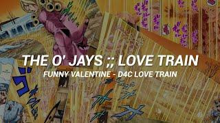 《The O' Jays》- Love Train //Sub.Español//