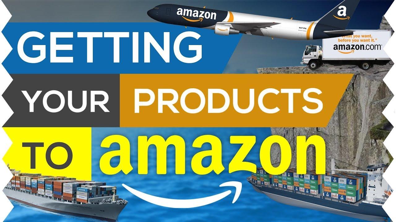 amazon fba freight forwarder