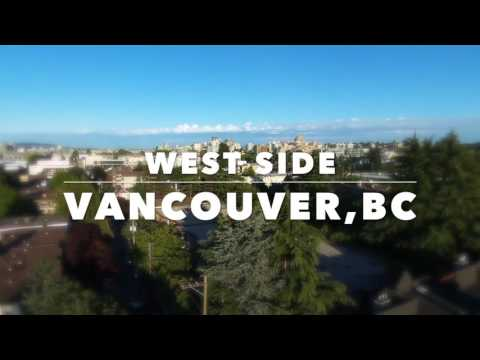 West Side Vancouver British Columbia .