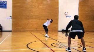 2010 HES MOS Rookie Wright vs Joe Kaplan (2)