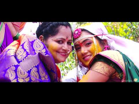 Rohit & Chaitrali I Wedding Highlight I Pune I Creative Arts