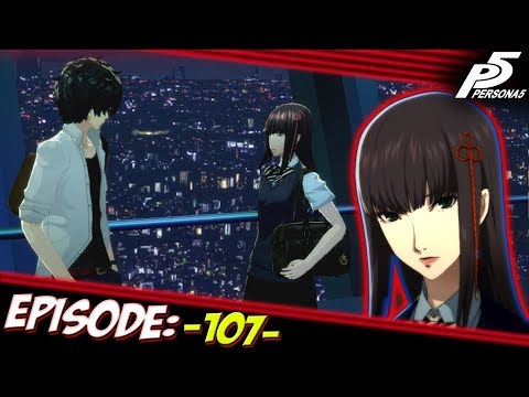 Persona 5 Playthrough Ep 107: Family Matters -For the Love of Shogi-