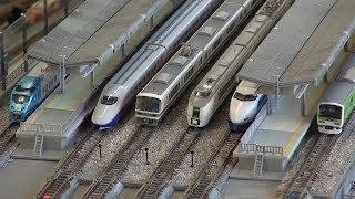 【鉄道模型】レンタルレイアウト「夢空間」に行ってきた