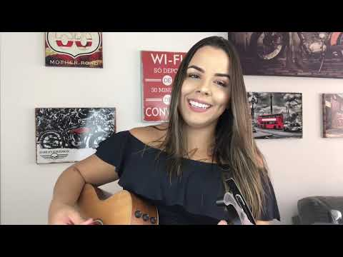 Maus bocados - Cristiano Araújo Cover - Marcela Ferreira