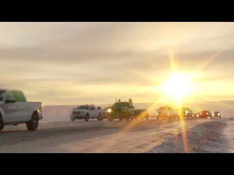AFP news agency: First Canada highway to Arctic officially opens