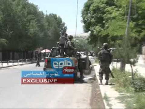 Suicide  Attack in Kabul Military Hospital-21-05-2011-TOLOnews.com