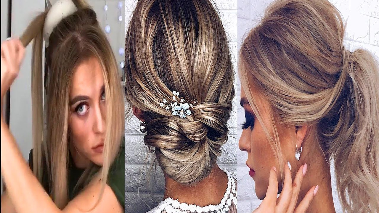 15 BEST HAIR STYLES IDEAS 💕 PROM HAIRSTYLES TUTORIAL COMPILATION