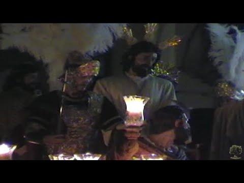 Semana Santa 2007 - Carmen Doloroso saludo a Montesión