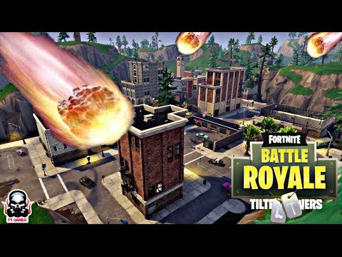 Fortnite Battle Royale| Duo Victorys +518 kills | TILTED TOWER DESTROYED! METEOR DESTROY COUNTDOWN!!