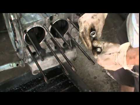 vw double cab engine repair pt 4
