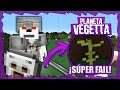 PLANETA VEGETTA - SUPER FAIL! #9