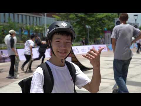Vans Global Skateboard Day 2016 at Shenzhen | Feiyu Tech