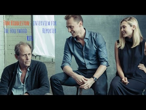 tom hiddleston interview for the hollywood reporter rus