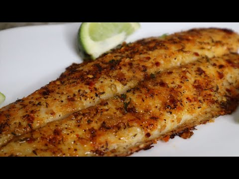 Super Easy Oven Baked Fish Recipe|Fish Recipe| Quarantine Recipe