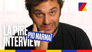 La pire interview de Pio Marmaï