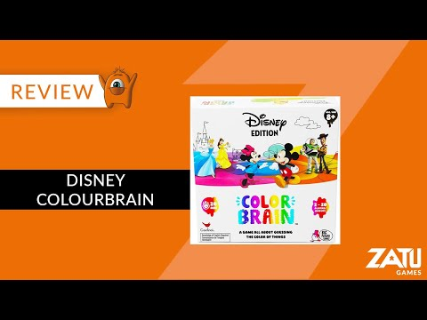 ColourBrain Disney Review