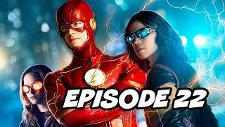 The Flash 4x22 Episode TOP 10 and Finale Trailer Explained