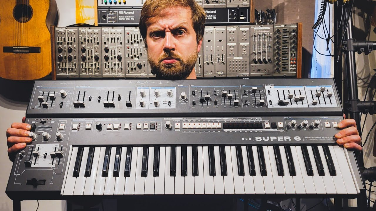 Can a Modern Synth Inspire New Ideas?