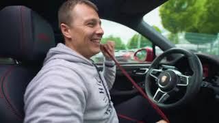 Porsche Macan GTS Обзор НА Автомобиль ТЕСТ-Драйв
