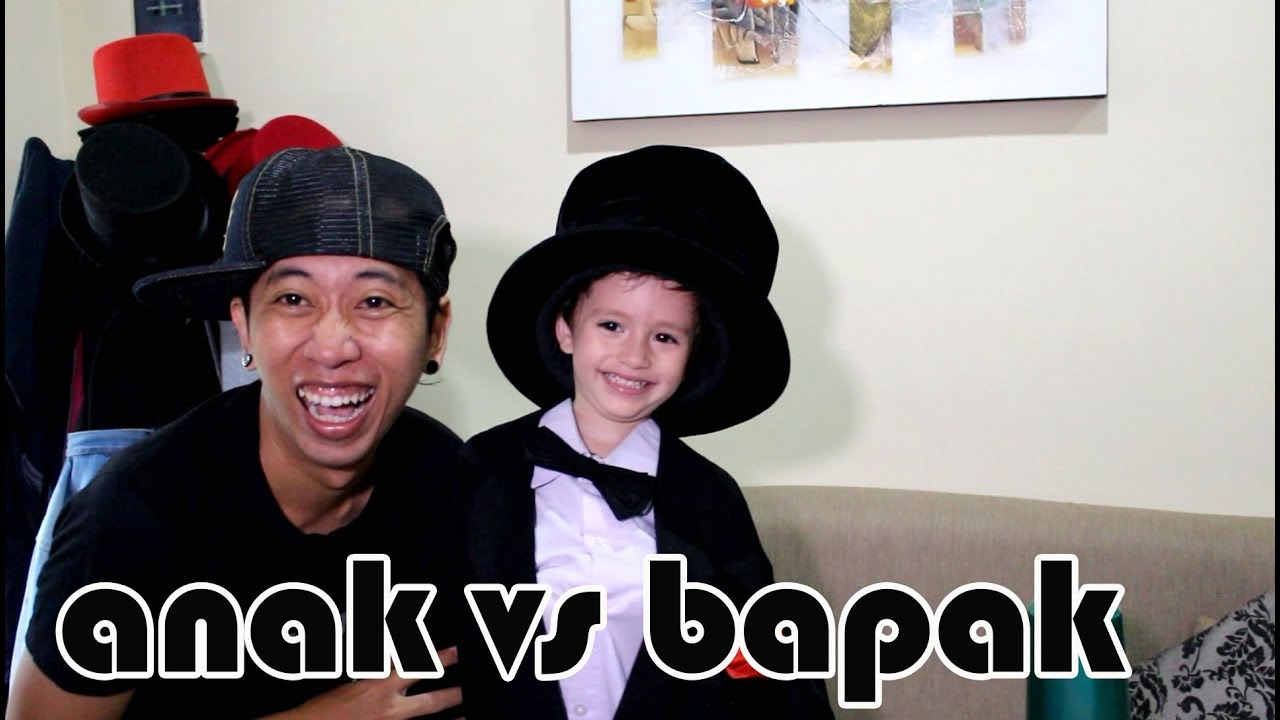 SULAP ANAK VS BAPAK YouTube