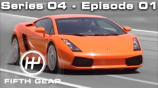 Fifth Gear: Series 4 - Episode 1