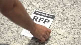 The Masters of Meeting Planning: Deploy the RFP