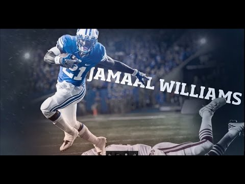 2017 BYU Running Back Jamaal Williams Documentary