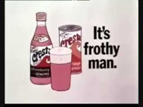 Cresta - It's Frothy Man - Classic UK TV Advert