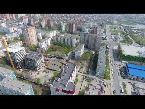 ЖК Аврора - Квартиры в Ростове-на-Дону (ход строительства, апрель 2019)