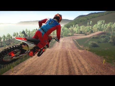 MXGP3 | RYAN DUNGEY | MOTOCROSS TRACK GAMEPLAY