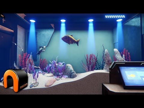 Star Citizen - Fish Tank Screen Saver