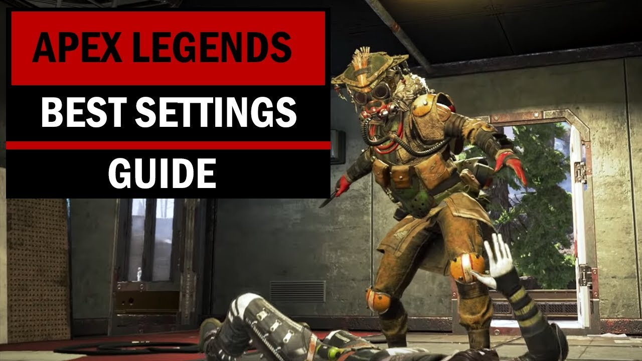 Apex Legends Best Settings For PS4 and Xbox One