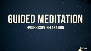 6 minute guided meditation progressive relaxation