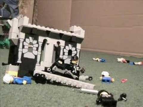 The Lego War