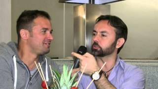 Gianluca Impastato e Gianni Astone ai microfoni di Sport Enjoy Project Magazine