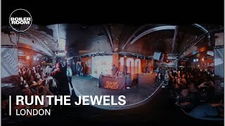 Run The Jewels 360° Converse Rubber Tracks Live x Boiler Room London Live Set