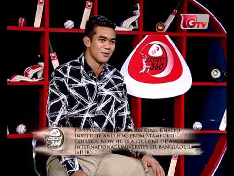 Robi Cricket 360 | EP 21(Taskin-Part 1)