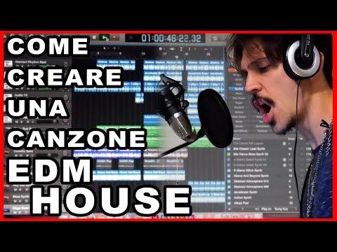COME CREARE UNA CANZONE HOUSE.. SENZA ALCUN TALENTO -- Tutorial
