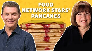 We Tried Food Network Stars' Pancake Recipes | TASTE TEST