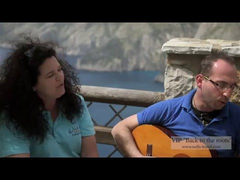 Nefis Travel Zakynthos ' Back to the Roots' Island tour bus trip zakynthos eilandtoer
