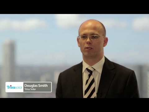 Trina Solar Country Manager Douglas Smith on the Renewable Energy Target