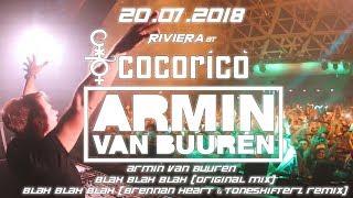 Armin Van Buuren | AVB - Blah Blah Blah (Original Mix) / (Brennan Heart & Toneshifterz Remix) | Coco