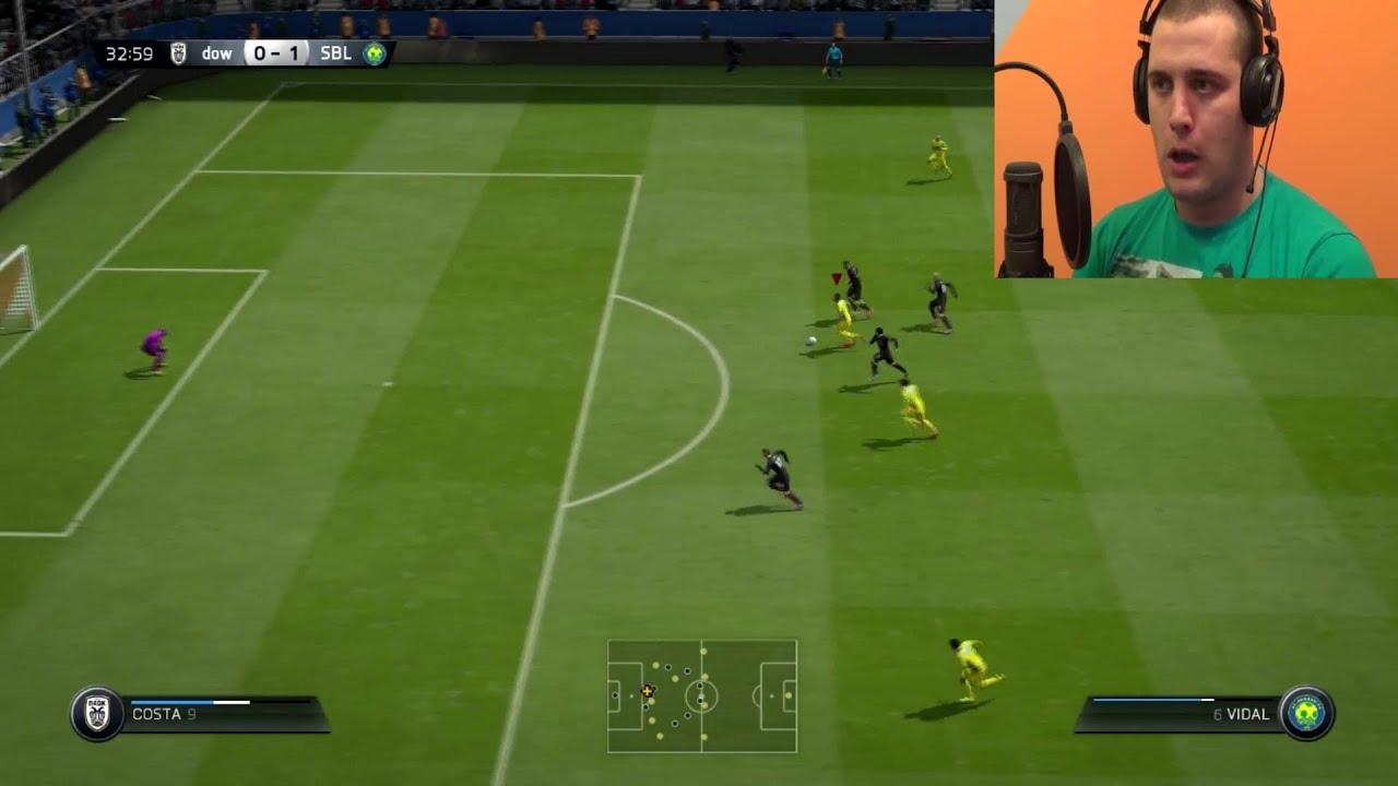 fifa 15 ultimate team srpski gameplay. Black Bedroom Furniture Sets. Home Design Ideas