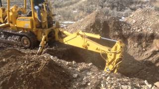 January 30, 2015                450 john deere crawler loader with extendahoe for sale