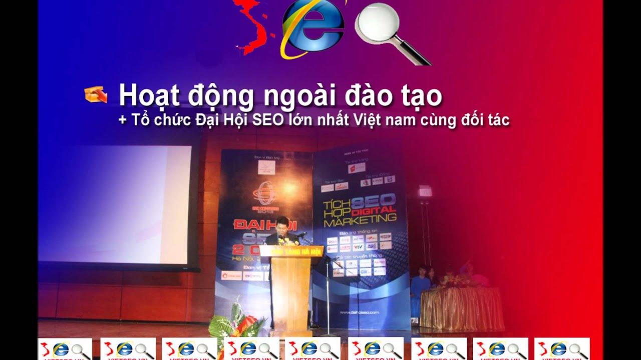 Đào tạo Seo Vinalink – Vietseo.vn – Trung tâm Đào tạo Seo đầu tiên tại Việt nam